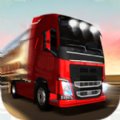 欧洲卡车司机模拟器无限金币中文破解版v1.0安卓版