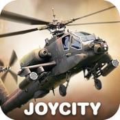 GUNSHIP BATTLE_炮艇战:3D直升机中文破解版