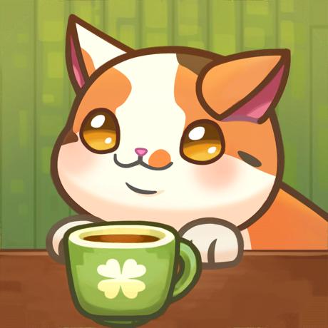 绒毛猫咖啡厅游戏中文破解版
