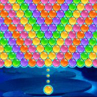 气泡爆炸球